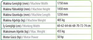 nohut-ekme-makinası-özellikleri