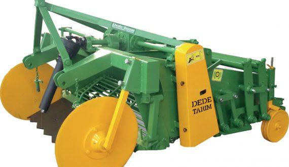 Patates Sökme Makinesi İki Sıralı Dede Tarım Makineleri